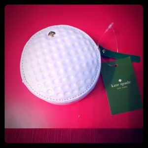 Kate Spade Golf Ball Coin Purse